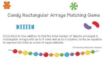 Rectangular Array Matching