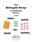 Rectangular Arrays to teach Multiplication, Factors, Prime, Composite numbers