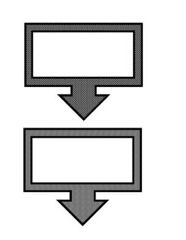 Rectangular Arrow Foldable for Interactive Notebooks