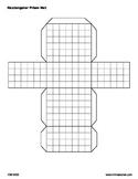 Rectangular Prism Nets - Foldables