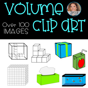 Rectangular PrismClip Art - Volume