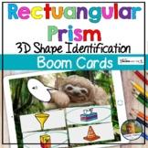 Rectangular Prisms 3D Shapes Digital Game Boom Cards   Dis