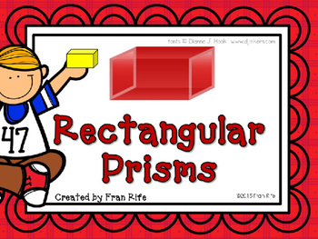 Rectangular Prisms Power Point