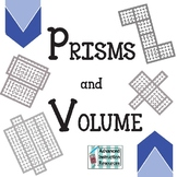Rectangular Prisms and Volume