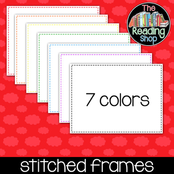 Digital Borders Frames