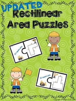 Rectilinear Area Puzzles