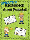 Rectilinear Area Puzzles