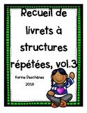 Recueil de lecture-volume 3