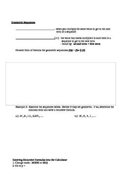 Recursion Unit Review