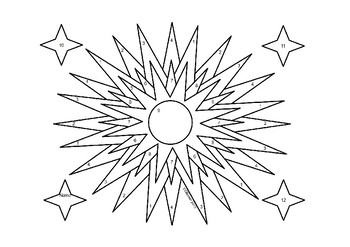 Recursive and Explicit Sequences Coloring Page