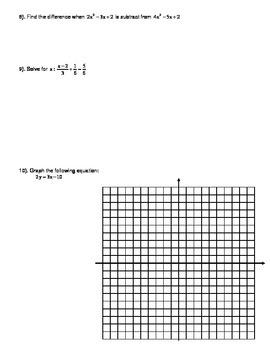 Recursive and Explicit Sequences Homework Worksheet
