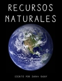 """Recursos Naturales"" – Original Spanish Book (1st-Grade Level)"