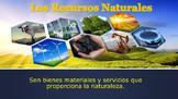 Natural Resources PowerPoint Presentation (Spanish)