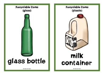 Recyclable Items