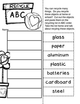 Recycle ABC