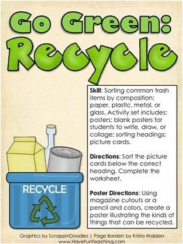 Recycle Activity