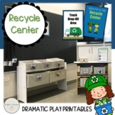Recycle Center Dramatic Play