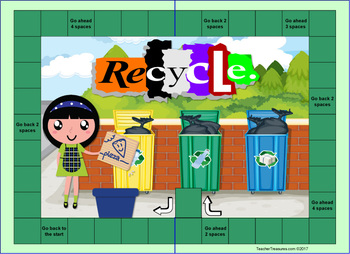 Recycle Game