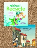Recycle Labels and tradebook resources for Michael RecycleRecycleRecycle