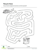 Recycle Maze