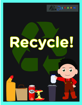 Recycling Uint For Special Education Mega Pack