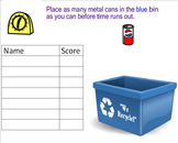 Recycle Placing Games