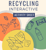 Recycle Project Activity Sheet