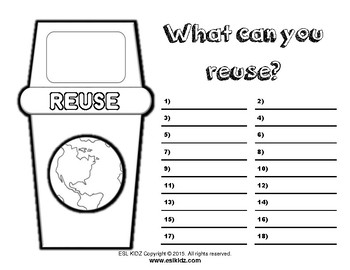 Recycle, Reduce, Reuse Lists