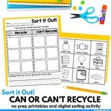 Recycle Sort