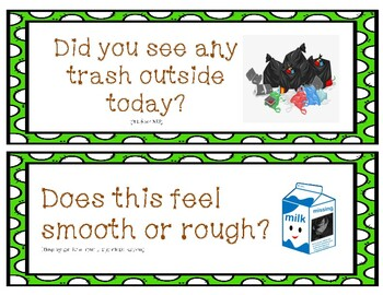 Recycle Study Question of the Day Exploring the Topic