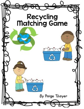 Recycle matching cards