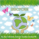 Recycle! {Aligned with NGSS K-ESS3-3} {science}