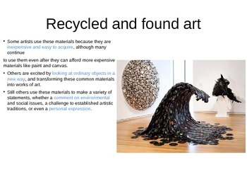 Recycled Can Art