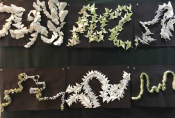 Recycled Paper Relief Sculpture Lesson Plan