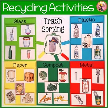Recycling Activities and Posters