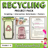 Recycling Activities Graphing Project