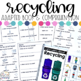 Recycling Adapted Book & Comprehension for Special Education