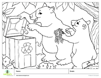 Recycling Bears