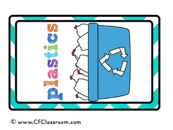 Recycling Bin Labels (EDITABLE): Create Custom Bins for Your Classroom