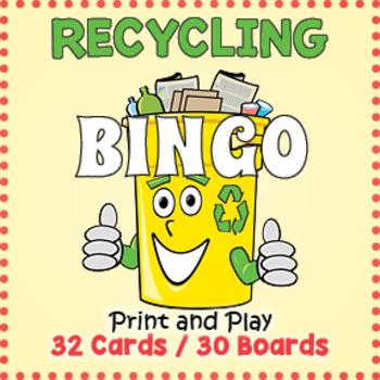 Recycling Bingo Game