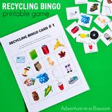 Recycling Bingo Printable Game