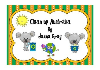 Recycling - Clean up Australia Day