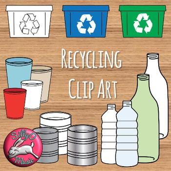 Recycling Clip Art
