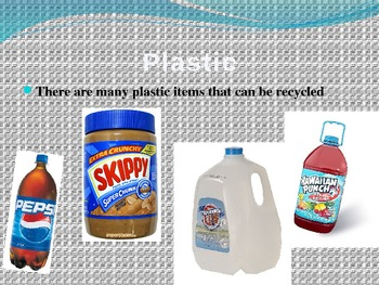 Recycling Interactive PowerPoint