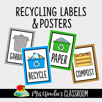 photograph about Recycle Labels Printable referred to as Recycling Labels - Eradicate, Reuse, Recycle - Environment Working day Match - Recycle Posters