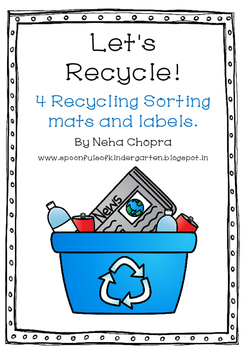 Recycling Mats- Earth Day!