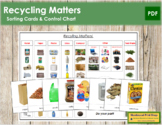Recycling Matters: Cards & Charts