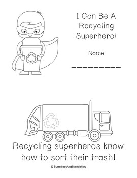 Recycling Mini-Unit