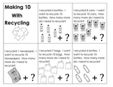 Recycling Missing Addend Word Problems (Making 10 with Wor