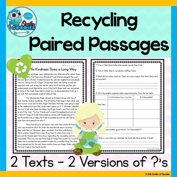 Recycling - Paired Texts w/ Questions
